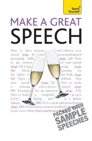 Make a Great Speech: Teach Yourself Jackie Arnold