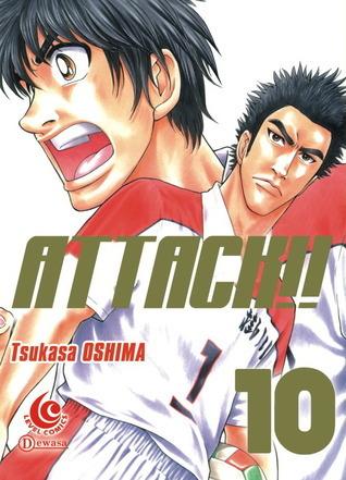 LC: Attack!! vol. 10 (Attack!!, # 10)  by  Tsukasa Oshima