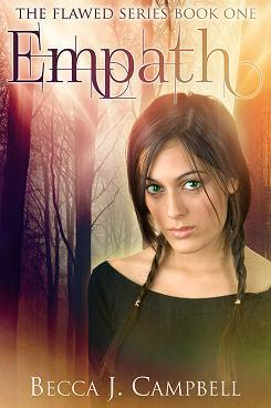 Empath (The Flawed Series, #1)  by  Becca J. Campbell