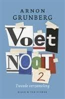 Voetnoot 2  by  Arnon Grunberg