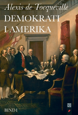 Demokrati i Amerika (Bind #1)  by  Alexis de Tocqueville