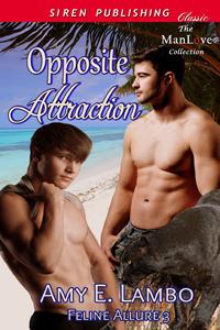 Opposite Attraction (Feline Allure #3)  by  Amy E. Lambo
