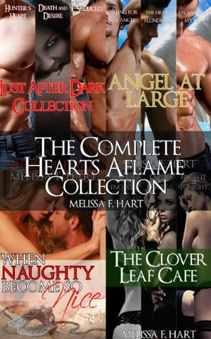 The Complete Hearts Aflame Collection: 12-Book Bundle (4 trilogies)  by  Melissa F. Hart