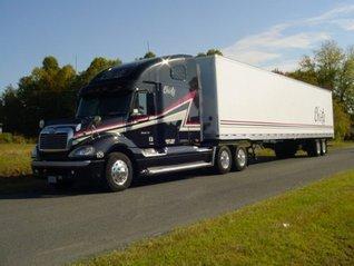 Trucking Company OTR Trucker Start Up Sample Business Plan NEW! Bplanxchange