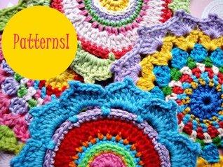 Rosette Crochet Pattern Couple Wonderful Hands