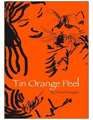 Tin Orange Peel  by  Diana Pessagno