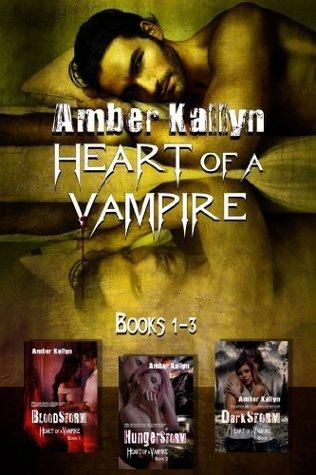 Heart of a Vampire (Book Bundle, Books 1-3) Amber Kallyn