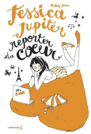 Jessica Jupiter reporter du coeur Melody James