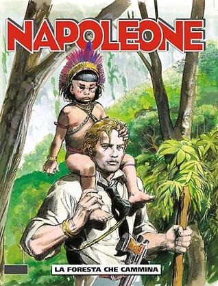 Napoleone n. 13: La foresta che cammina Carlo Ambrosini