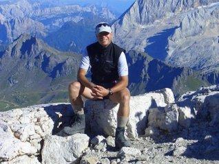 In 12 Tagen über die Dolomiten Martin Büschges