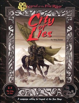 City of Lies  by  Greg Stolze