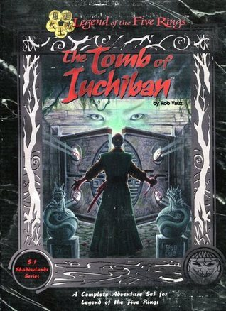 The Tomb of Iuchiban  by  Rob Vaux
