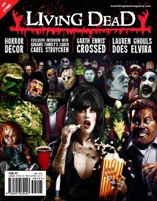 Living Dead Magazine Deanna Uutela
