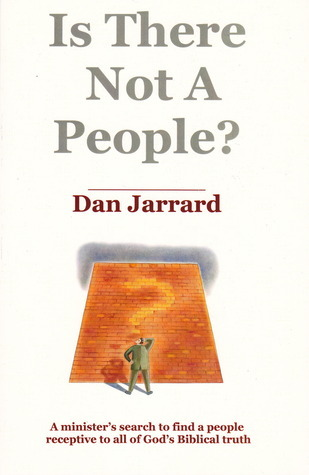 Is There Not A People? Dan Jarrard