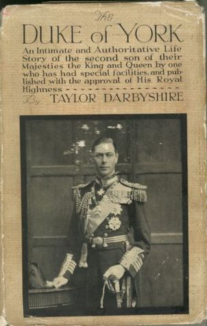 King George VI Taylor Darbyshire
