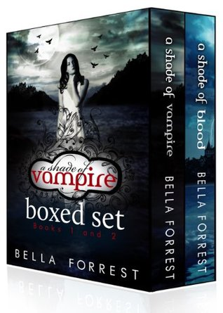 A Shade Of Vampire Boxed Set: Books 1 & 2  by  Bella Forrest