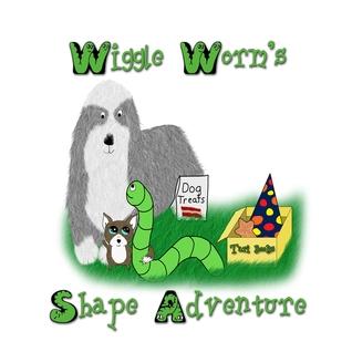 Wiggle Worms Shape Adventure  by  Karen  Sills