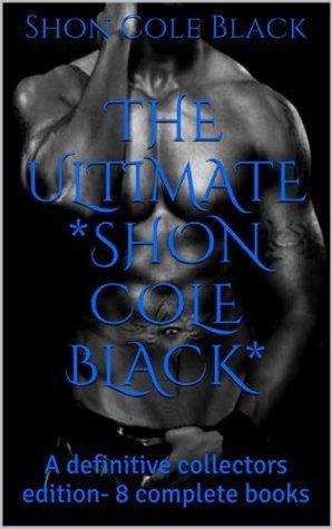 Ratchet -COMPLETE SERIES *Books 1, 2, 3 and 4* Shon Cole-Black