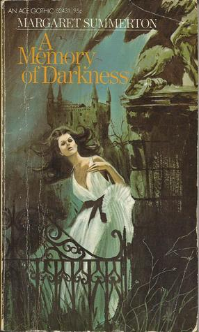 A Memory of Darkness  by  Margaret Summerton