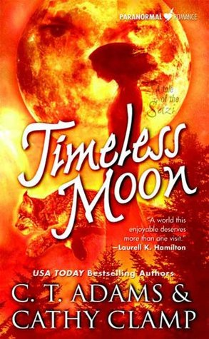 Timeless Moon  by  C.T. Adams