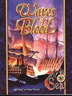 Waves of Blood  by  Kevin P. Boerwinkle