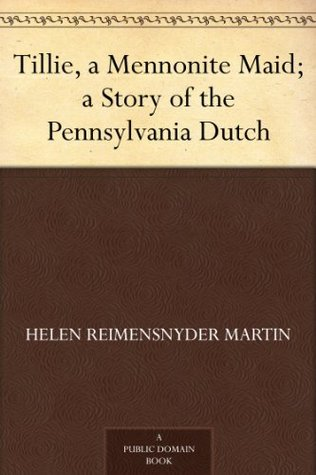 Sabina: A Story of the Amish Helen Reimensnyder Martin