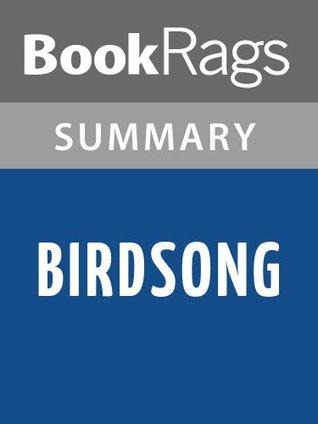 Birdsong Sebastian Faulks l Summary & Study Guide by BookRags