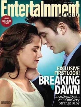Robert Pattinson and Kristen Stewart Cover Entertainment Weekly Magazine May 6, 2011 - Breaking Dawn Exclusive First Look!  by  Jess Cagle