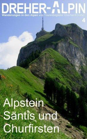 DREHER-ALPIN 4 Alpstein mit Säntis und Churfirsten  by  Eberhard Dreher
