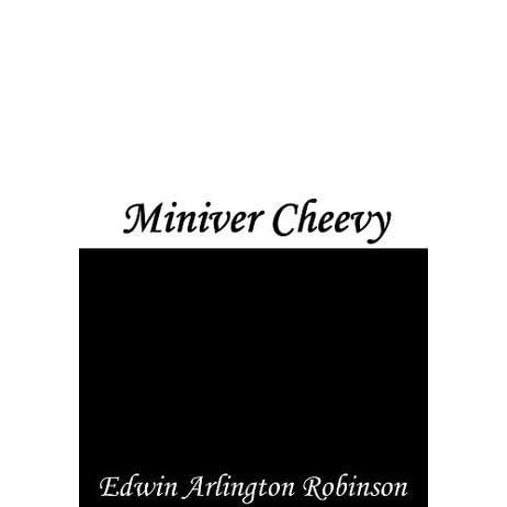 miniver cheevy theme