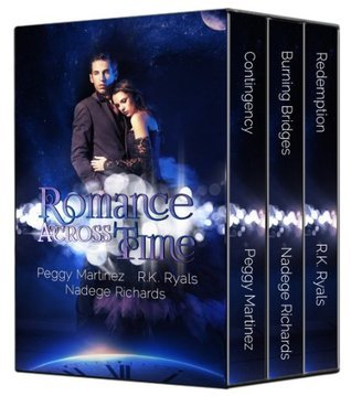 Romance Across Time  by  Peggy Martinez