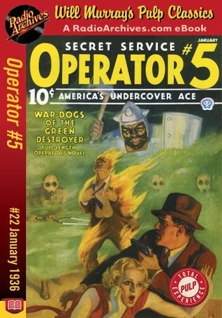 Operator #5 #22 January 1936  by  Curtis Steele