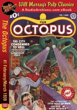 Octopus #1 February-March 1939 Randolph Craig