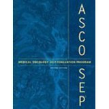 Oncology Mksap: Asco Sep: Medical Oncology Self Evaluation Program  by  American Society of Clinical Oncology