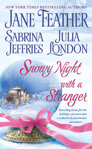 Snowy Night with a Stranger (School for Heiresses, Anthology 2)  by  Jane Feather