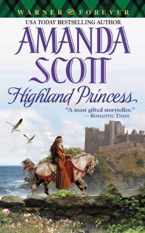 Highland Princess Amanda Scott