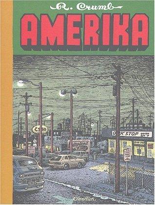 Amerika  by  Robert Crumb