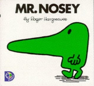 Mr. Nosey Roger Hargreaves