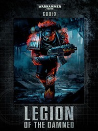 Codex: Legion of the Damned  by  Games Workshop