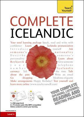 Complete Icelandic with Two Audio CDs: A Teach Yourself Guide  by  Hildur Jonsottir