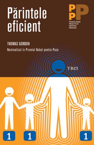 Parintele eficient  by  Thomas Gordon