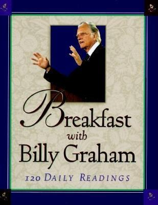 Breakfast with Billy Graham (Walker Large Print Books)  by  Billy Graham