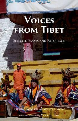 Voices from Tibet: Selected Essays and Reportage  by  Tsering Woeser