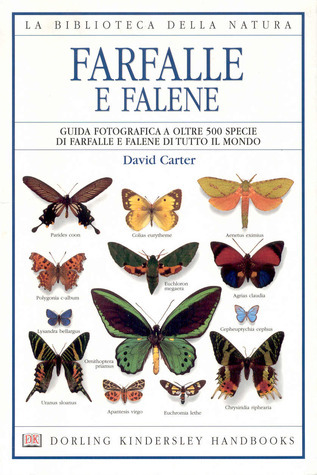 Farfalle e falene David Carter