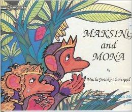 Maksing and Mona  by  Marla Yotoko Chorengel