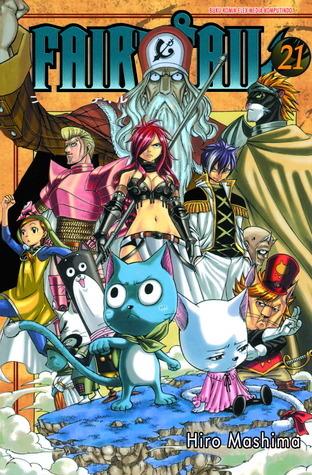 Fairy Tail Vol. 21  by  Hiro Mashima
