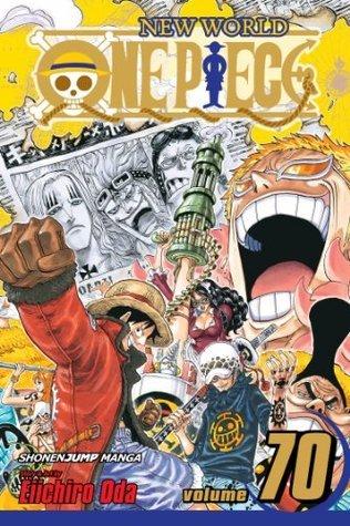 One Piece, Vol. 70: Enter Doflamingo  by  Eiichiro Oda