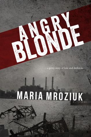 Angry Blonde Maria Mroziuk