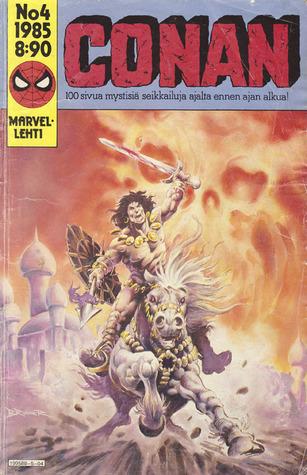 Conan, #4/1985  by  Roy Thomas