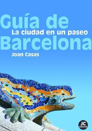 Guía de Barcelona Joan Casas